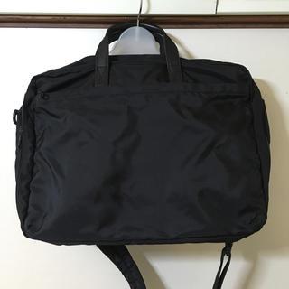 ムジルシリョウヒン(MUJI (無印良品))の無印 3wayバッグ 軽量(ビジネスバッグ)