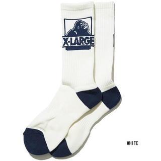 XLARGE - XLARGE(エクストララージ)【 socks】ソックス、靴下