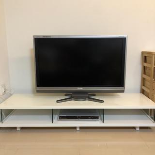 ウニコ(unico)のunico テレビ台 ローボード AVボード(リビング収納)