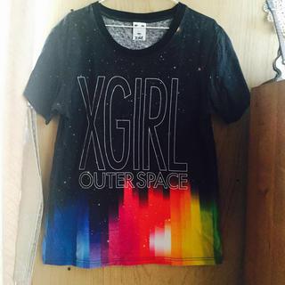 エックスガール(X-girl)のx-girl★Tシャツ(Tシャツ(半袖/袖なし))
