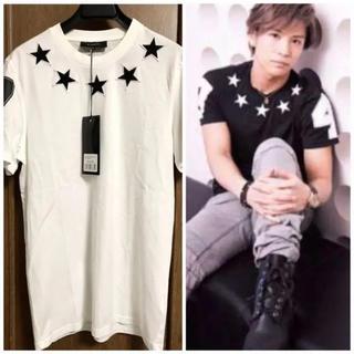 ジバンシィ(GIVENCHY)のGIVENCHY白シャツ(Tシャツ/カットソー(半袖/袖なし))