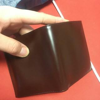 エッティンガー(ETTINGER)のエッティンガー 二つ折り財布 新品未使用 茶色 ETTINGER(財布)