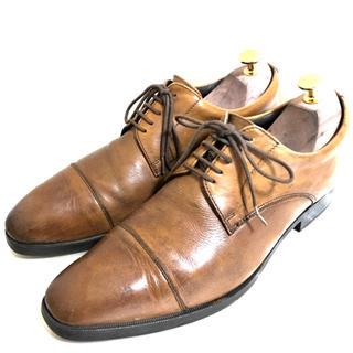 オリヒカ(ORIHICA)のORIHICA ストレートチップ 24.5cm ビジネスシューズ  革靴 ドレス(ドレス/ビジネス)