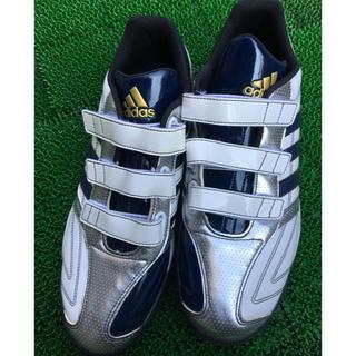 アディダス(adidas)のアディダス野球トレーニングシューズ27.5 【サービス価格本日まで】(シューズ)