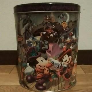 ディズニー(Disney)の[ディズニー商品] 2010年ハロウィン チョコレートクランチ缶(小物入れ)