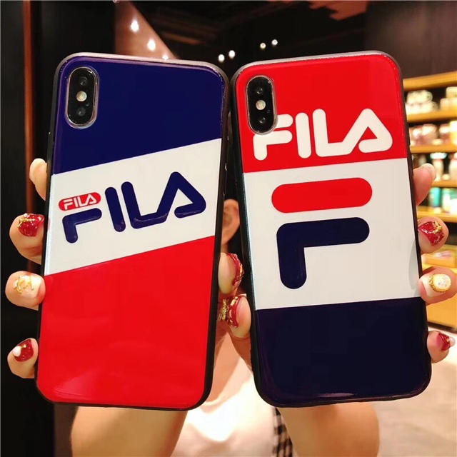 FILA iPhone6/6s用ケースの通販 by pumpkin.twins's shop|ラクマ