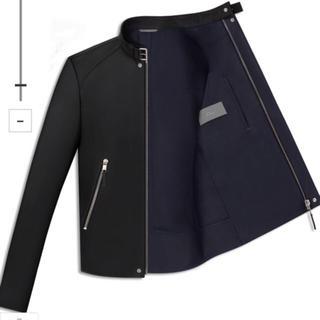 DIOR HOMME - 美品 定価70万 ディオールオム diorhommeレザーライダースジャケット