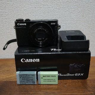 Canon - 【定価65,750円】canon power shot g9x