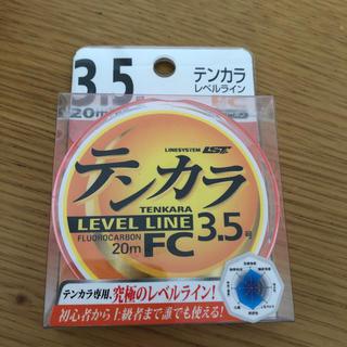 テンカラ専用 レベルライン(釣り糸/ライン)