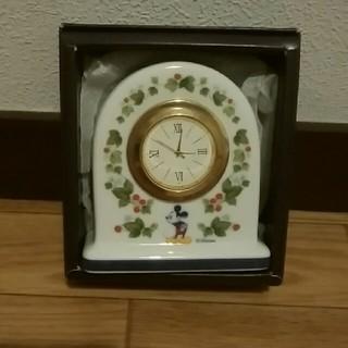 ディズニー(Disney)の[ディズニー] ミッキーマウス置き時計 (置時計)