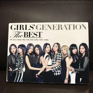 ショウジョジダイ(少女時代)のThe BEST  少女時代  GIRLS'GENERATION  韓流(K-POP/アジア)