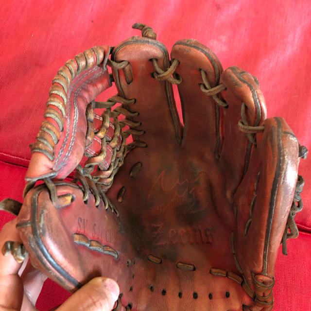 Zeems(ジームス)のジームス グローブ スポーツ/アウトドアの野球(グローブ)の商品写真