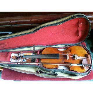 伊モダン ◆イタリア・LECCOで1951年に製作の 4/4◆ (ヴァイオリン)