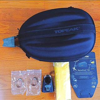 トピーク(TOPEAK)の【最終値下げ】TOPEAK(トピーク) DynaPack DX トランクバッグ (バッグ)