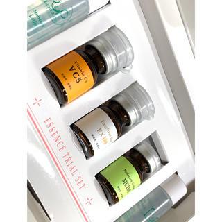 エビスケショウヒン(EBiS(エビス化粧品))の【新品】ツインエレナイザーPRO C原液トライアルセット(フェイスケア/美顔器)