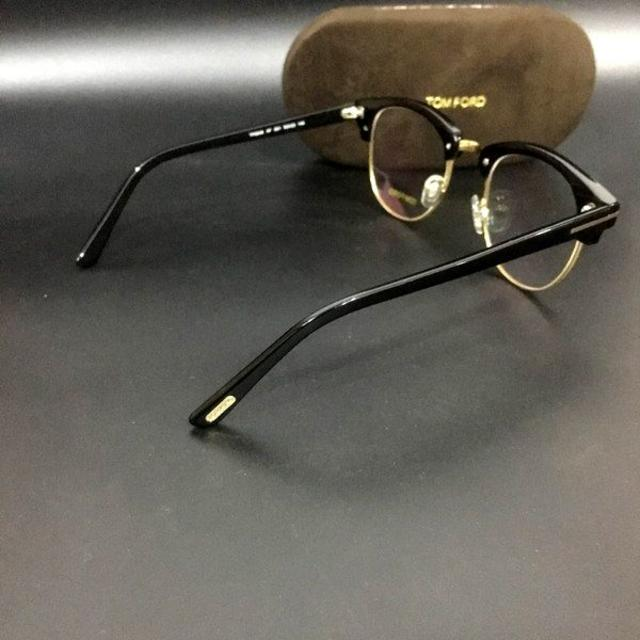 TOM FORD(トムフォード)のTOMFORD トムフォード TF0248 メガネフレーム ブラック メンズのファッション小物(サングラス/メガネ)の商品写真