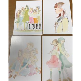 青い花 ポストカード(写真/ポストカード)