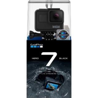 ゴープロ(GoPro)のGoPro HERO7black 美品(ビデオカメラ)
