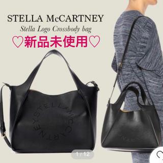 208a3812a06a ステラマッカートニー(Stella McCartney)のステラマッカートニーロゴクロストートバッグ ショルダーバッグ 新品