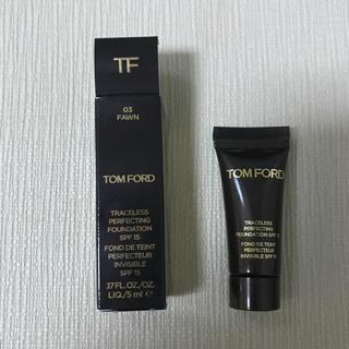 トムフォード(TOM FORD)のTOM FORD  ファンデーション(ファンデーション)