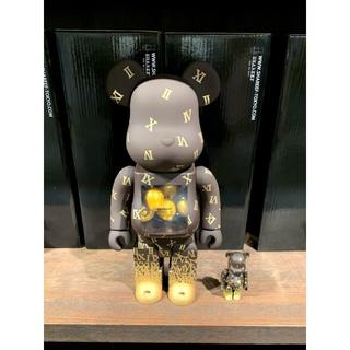 MEDICOM TOY - BE@RBRICK SHAREEF2 100% & 400%