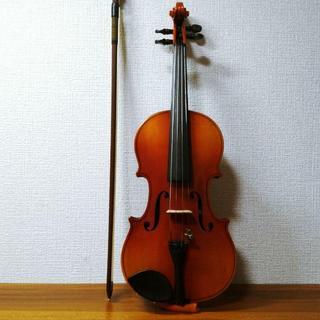 【良音フルセット】スズキ No.220 バイオリン 1/8 鈴木 1992(ヴァイオリン)