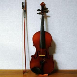 【深色良模様】スズキ No.220 バイオリン 1/8 鈴木 1973(ヴァイオリン)