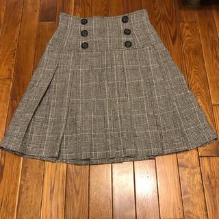 インディオ(indio)の【indio】スカート(ひざ丈スカート)
