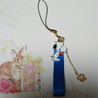 スヌーピー☆ストラップ(スマホストラップ/チャーム)