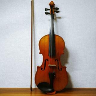 【良反響良杢】スズキ 4/4 No.330 バイオリン 1981(ヴァイオリン)