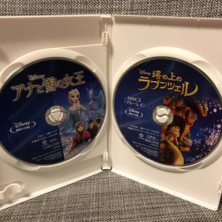 Disney - 『アナと雪の女王&塔の上のラプンツェル』ブルーレイセット