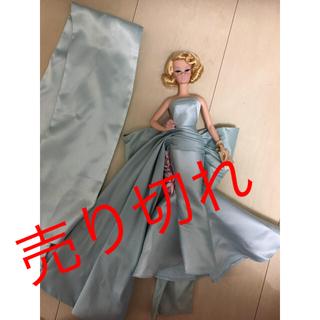 バービー(Barbie)のバービー ファッションモデルコレクション ブルー(ぬいぐるみ/人形)