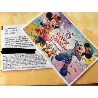 ディズニーペアチケット(遊園地/テーマパーク)