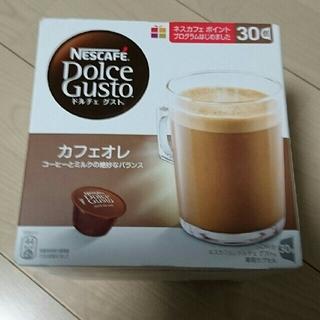 Nestle - ネスカフェドルチェグスト カフェオレ 30杯分