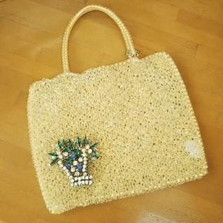 アンテプリマ(ANTEPRIMA)の美品 ANTEPRIMA アンテプリマ バッグ 宝石のよう✨ 保存袋 プレゼント(ハンドバッグ)
