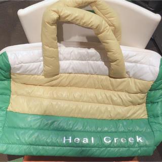 ヒールクリーク(Heal Creek)の未使用 ヒールクリーク ボストンバッグ ビバハート好きも♡(その他)
