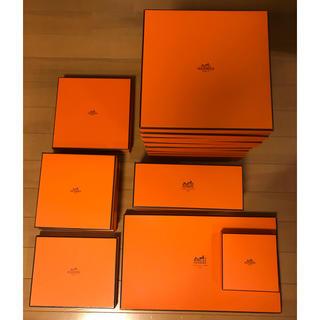 エルメス(Hermes)のエルメス  カレ 空箱  24個(ショップ袋)