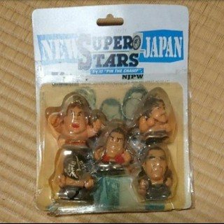 新日本プロレス フィギュア(スポーツ)