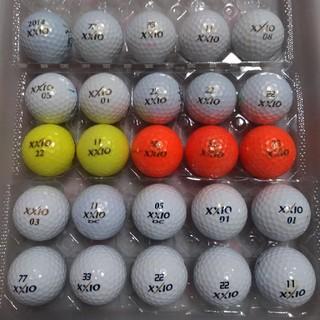 スリクソン(Srixon)のロストボール XXIO 25球(その他)