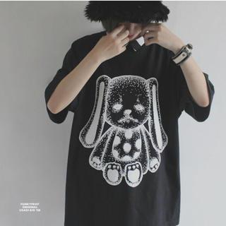 ファンキーフルーツ(FUNKY FRUIT)のFUNKYFRUIT★シュールうさぎTシャツ 【完売品】(Tシャツ(半袖/袖なし))