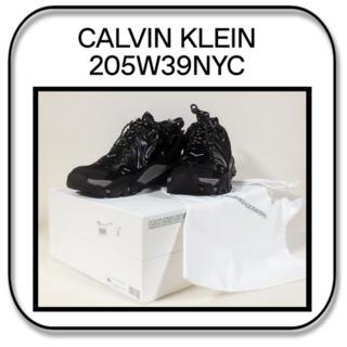 カルバンクライン(Calvin Klein)のCALVINKLEIN205W39NYC CARSDAT8 EU43/28cm(スニーカー)