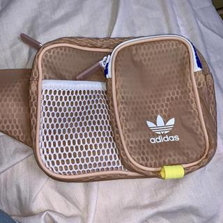 アディダス(adidas)のadidas ウエストバッグ(ボディバッグ/ウエストポーチ)