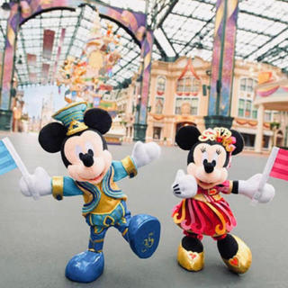 Disney - ポージープラッシー ディズニー グランドフィナーレ