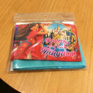 ディズニー(Disney)の在庫わずか!【新品】アバローのプリンセス エレナ マルチポケット 移動ポケット(ポシェット)