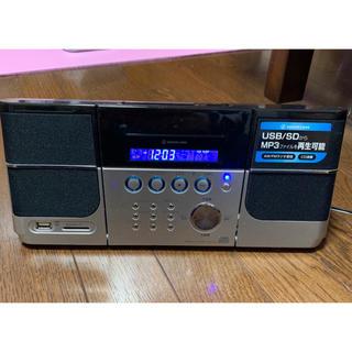 コイズミ(KOIZUMI)のCDプレーヤー  コイズミ sound look(ポータブルプレーヤー)