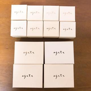 アガット(agete)のアガット 箱 12個(リング(指輪))