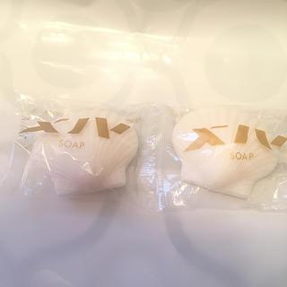 シセイドウ(SHISEIDO (資生堂))の資生堂 サボンドール 石鹸 アメニティ 新品未開封(ボディソープ / 石鹸)