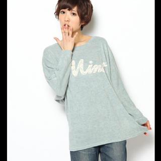 ナチュラルクチュール(natural couture)のnatural couture プルオーバー ♡ 美品(ニット/セーター)