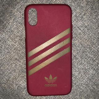 アディダス(adidas)の最終値下げアディダスiPhoneXs ケース(iPhoneケース)