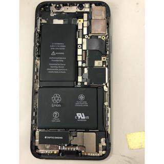 Apple - 【ジャンク】iPhoneX 256GB ドコモ  ※LCDがありません